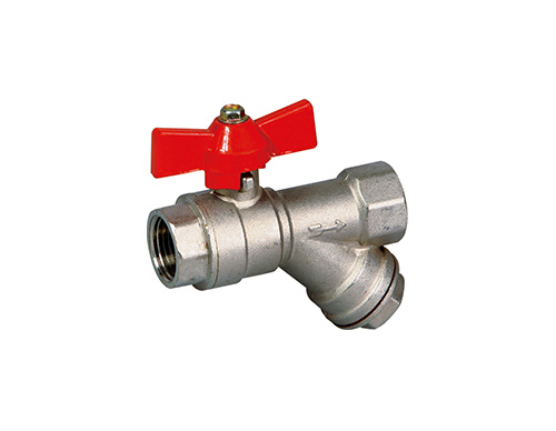 Brass Ball Valve F/F
