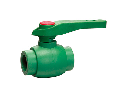Products-Plastic Ball Valve