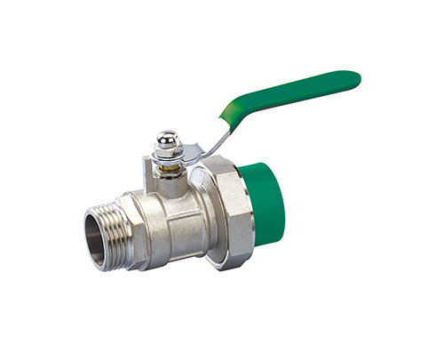 Male Union Ball Valve