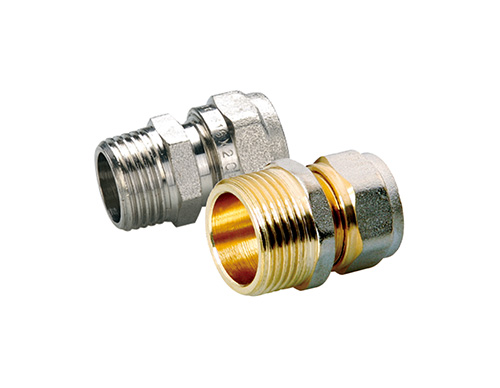 Fitting For Pex Pipe Series-Male Socket