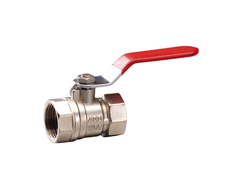 Brass Full Port Ball Valve F/F