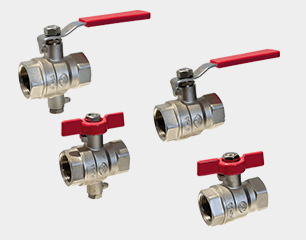 Brass Ball Valve Series